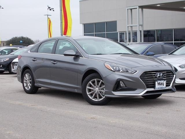 New 2019 Hyundai Sonata SE 4D Sedan in Waco #11020 | Greg May Hyundai